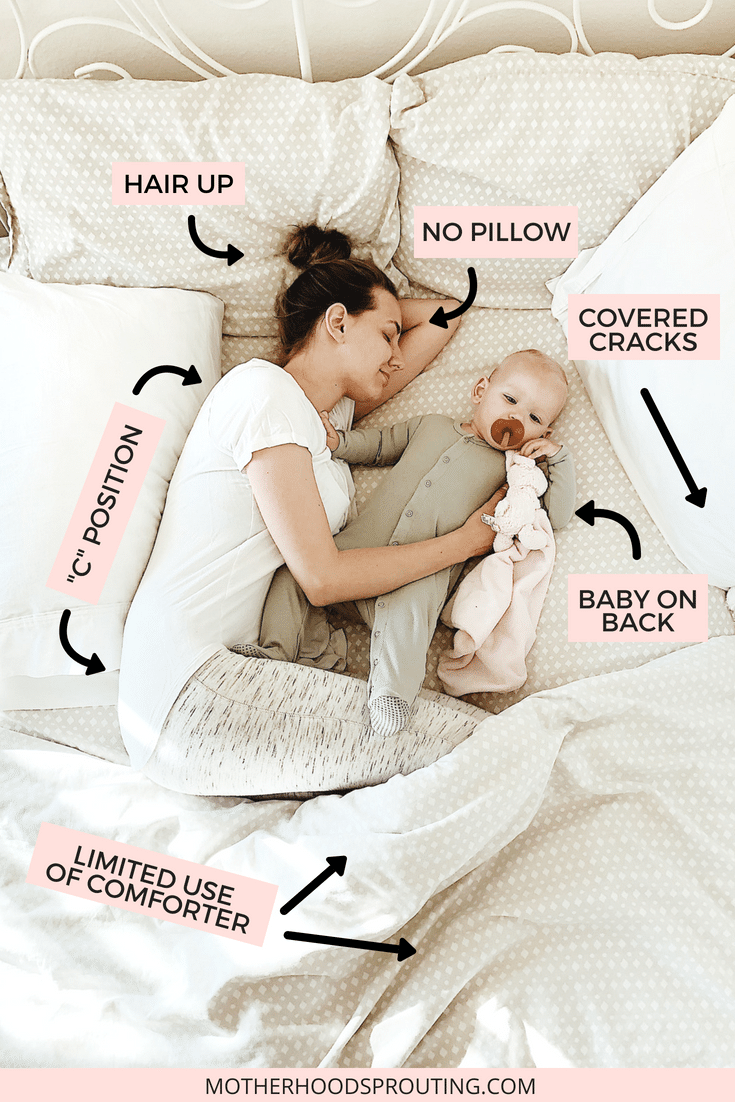 8 Tips For Co Sleeping Safely And Successfully